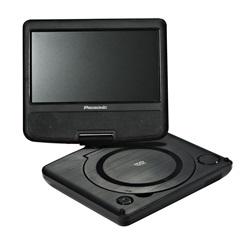 Prosonic bærbar DVD afspiller