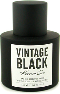 Kenneth Cole Vintage Black Eau De Toilette Spray
