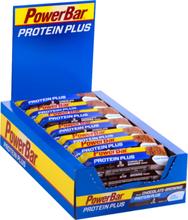 PowerBar ProteinPlus Bar Box 30x35g Chocolate Brownie 2020 Näringstillskott & Paket