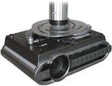 Projektor Mounts - H: 8-15 cm Färg silver