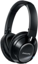 SHB9850NC - hörlurar med mikrofon - Svart