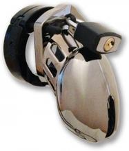CB-6000S Chastity Cage - Chrome