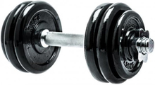 FitNord Dumbbell set 15 kg (30mm)