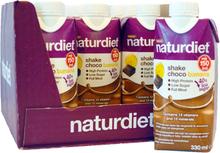 Måltidsersättning Shake Choco Banana 12-pack - 25% rabatt