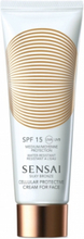 Sensai Silky Bronze Cellular Protective Cream For Face (SPF 15)