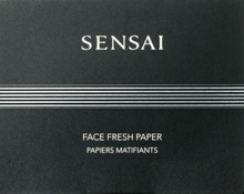 Sensai Face Fresh Paper