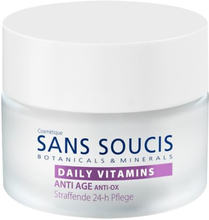 Sans Soucis Daily Vitamins Anti-Age Anti-Ox Firming 24-h Care