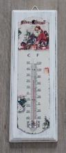 Jul-termometer, Shabby Chic