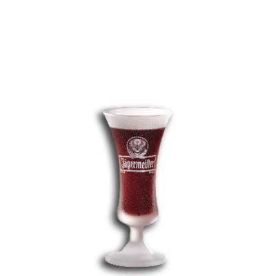 Jägermeister frostat shotglas 6-pack 2 cl