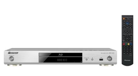 Pioneer BDP-X300-S Silver
