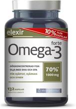 Elexir Pharma | Omega-3 Forte 1000 mg