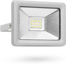 Smartwares LED projektør 10 W grå FL1-DOB10