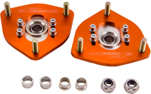 Compatible for Nissan S13 S14 Silvia 180SX 240SX Front Coilover Camber Plate Top Mount par