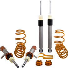 Compatible for VW MK5 MK6 Golf/GTI/R32 Beetle 2006-2014 Coil Spring Strut Coilovers Full Kit