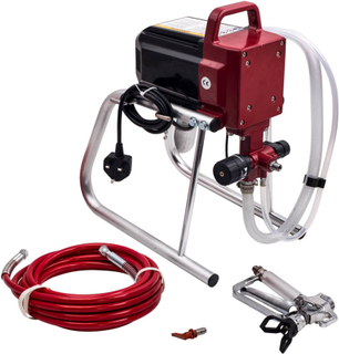 400W H780 High Pressure Airless Wall Paint Spray Gun Sprayer Spraying Machine