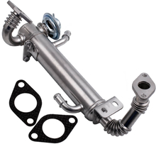 Compatible for FIAT Ducato 2.3 JTD compatible for Iveco Daily MK4 2.3 JTD EGR Valve and Cooler 504178568