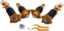 Compatible for HONDA CRV CR-V 2007-2011 Adj. Damper Shock Absorbers Complete Coilovers Kits