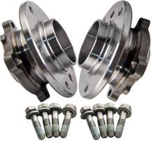 Front Hub Bearing Assembly for BMW E81 E82 E87 E88 1 Series Pair 31216765157