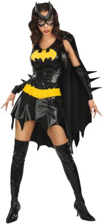 Kostume Batgirl sexet til kvinder - Vegaoo.dk