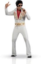 Kostume Elvis Presley voksen - XL