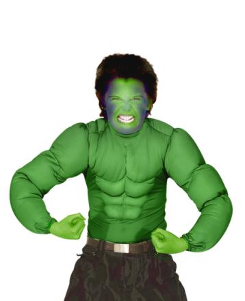 Lasten vihreät muskelit