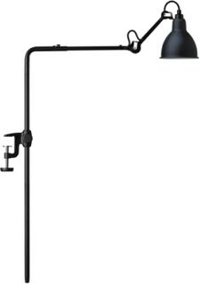 226 Bordlampe/Reol Lampe Svart - Lampe Gras