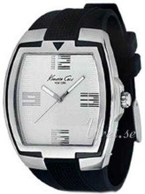 Kenneth Cole KC1691 Silverfärgad/Plast
