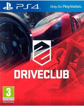 Driveclub - PlayStation 4 - Racing