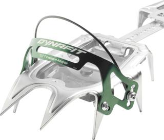 Dynafit Crampon Adapter, green/white UNI green/white