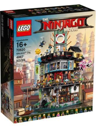 Ninjago 70620 NINJAGO® City - Proshop