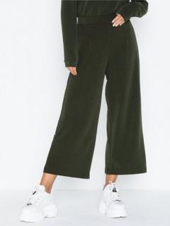 Selected Femme Slftuija Tea Mw Cropped Wide Pants
