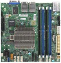 A2SDi-4C-HLN4F Moderkort - socket - DDR4 RAM - Mini-ITX