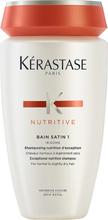 Kjøp Kérastase Nutritive Irisome Bain Satin 1, 250ml Kérastase Shampoo Fri frakt