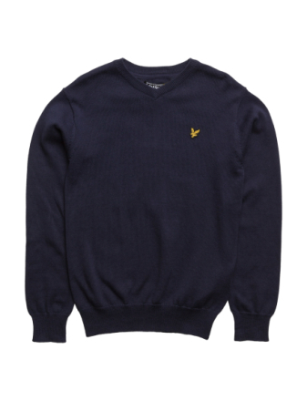 Lyle & Scott Classic V-Neck Jumper