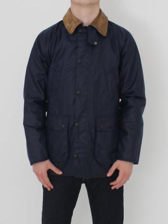 Barbour Slim Bedale jakke - Inidgo