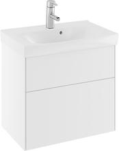 Ifö Sense SUS Compact Underskåp 60 cm, 2 lådor, vit