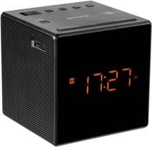 Klokkeradio ICF-C1 - AM/FM - Mono - Svart