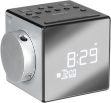 Klokkeradio ICF-C1PJ - FM/MW - Mono - Sølv