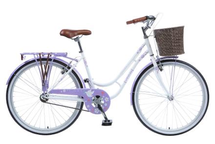 """2017 Viking Paloma damer traditionel hollandsk cykel 26"""" hjul"""