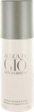 Köp Giorgio Armani Acqua Di Gio Pour Homme Deodorant Spray, 150ml Giorgio Armani Deodorant fraktfritt