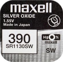 390/389 / SR 1130 SW / G10 Knappcell Batteri