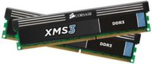 XMS3 DDR3-1600 DC - 16GB