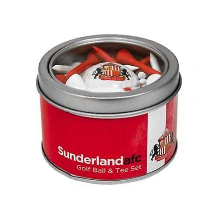 Sunderland Ball & Tee sett