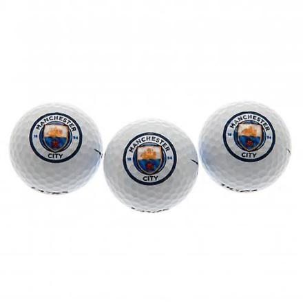 Manchester City golfballer