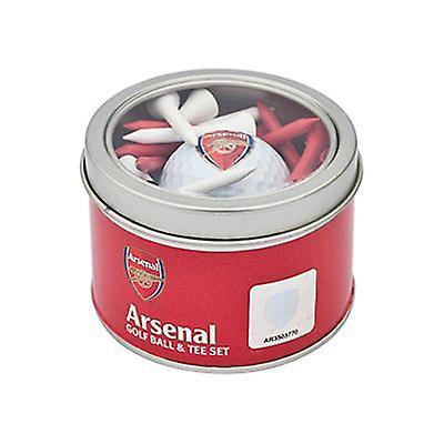 Arsenal Ball & Tee sett
