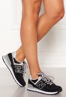 New Balance WL574 Sneakers Black/White 40