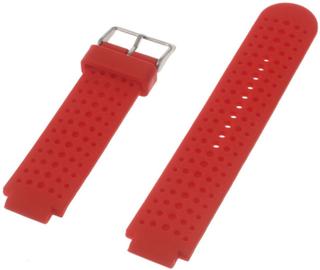 Garmin Forerunner 220 / 230 / 235 / 620 / 630 / 735XT silicone watch band - Red