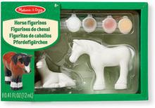 Pysselset Hästar, Horses Figurines