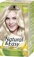 Schwarzkopf Natural & Easy 523 Ljus 142 ml