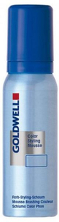Goldwell Color Styling Mousse 9N Ljusblond